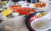 Dining - Lobster dinner