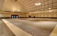 Hynes Convention Center Empty ballroom