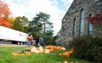 Pumpkin Fest, Bates School