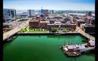 Boston Seaport Timelapse
