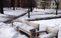 Winter in Boston