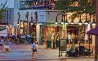 Downtown Mall Kiss