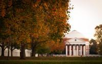 UVA Rotunda Autumn