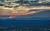 Charlottesville Sunset