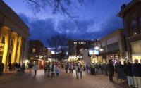 Downtown Mall Night