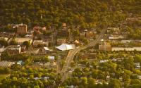 Downtown Mall Aerial