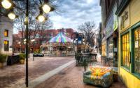 Downtown Carousel