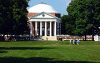 UVA Rotunda Summer