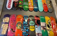 Stolen Boards