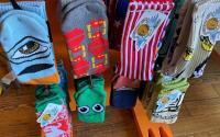 Stolen socks