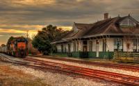 Ocean Springs - Historic Depot