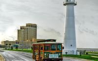Biloxi Lighthouse & Trolley