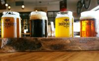 Independent Brewing Company Beer Flight