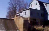 Eden Mill Dam