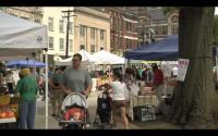 LexTreks: The Lexington Farmers' Market
