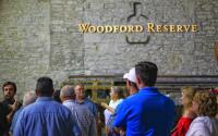 Tour Group at Woodford Reserve