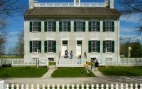Center Family Dwelling at Shaker Village