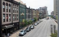 Main Street Downtown Lexington