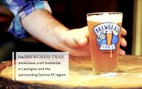 """The Brewgrass Trail"" - Lexington, KY"