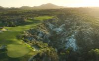 Querencia GOLF_Hole 3 Sunset