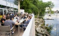 Edgewater Outdoor Dining