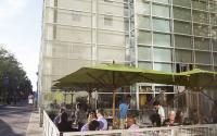 Outdoor Dining at Graze