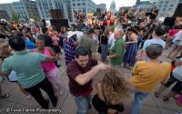 Rooftop Dancing - Monona Terrace