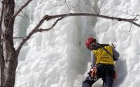 Ice Climbing-Adirondacks