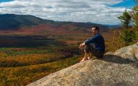 Hiking / View from Mt. Van Hoevenberg 231