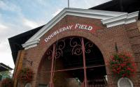 Doubleday Field in Cooperstown