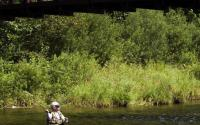 Fly Fishing at Catskill Fly Fishing Center and Museum 773