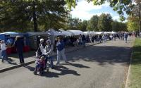 Letchworth State Park Craft Fair 903