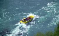 Whirlpool Jet Boat Rideson Niagara River