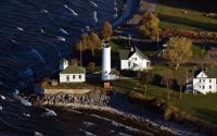 Tibbitts Pointe Lighthouse- Cape Vincent..