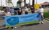 Palm Desert Golf Cart Parade 2018