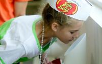 Jelly Belly sniffing tubes