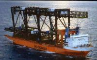 1999 Southport Gantry Crane delivery