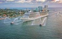 MSC Orchestra arrives at Port Everglades