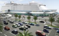 Cruise Terminal 18 exterior rendering