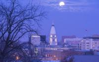 Lafayette Skyline