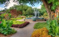 Botanica Fountain
