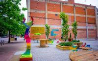 Darrin Hackney Photography - ICT Urban Pop-up Park