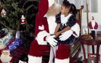 Where to find Santa in Wichita KS
