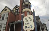 Bechtel Victorian Mansion Bed & Breakfast 23
