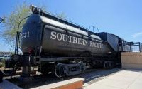 Pivot Point Southern Pacific engine