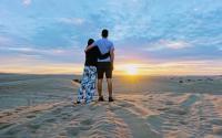 Imperial Sand Dunes in Yuma, Arizona