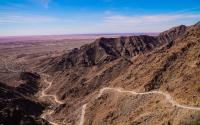 Telegraph Pass in Yuma, Arizona