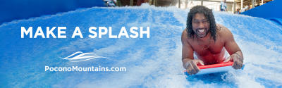 2021 Summer Co/Op ~ Billboards ~ Waterparks PoconoMountains.com