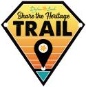 Share the Heritage Trail Logo