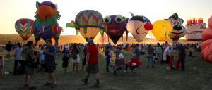 Dansville Festival of Balloons